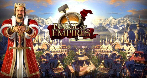 Forge of Empires онлайн игра
