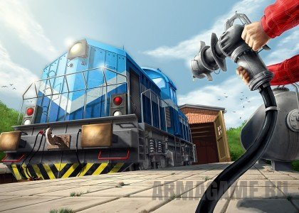 Rail Nation онлайн игра