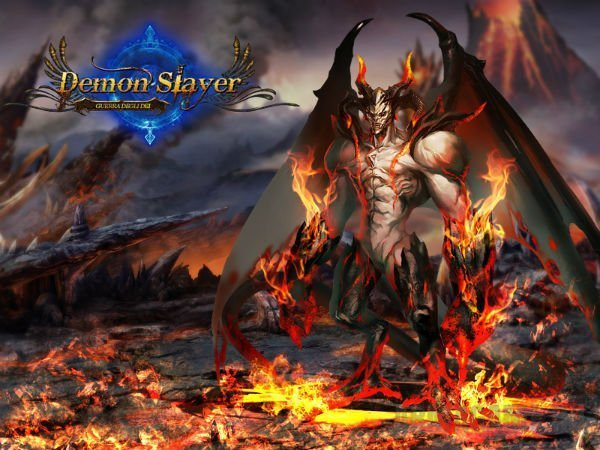 Demon Slayer онлайн игра